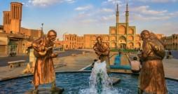 گردشگری یزد در آستانه ورشکستگی/ کرونا نان ۵۰۰ هزار نفر را برید