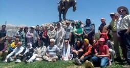 گردهمایی راهنمایان گردشگری در کرمانشاه