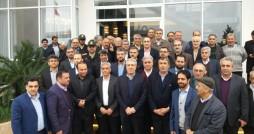 افتتاح مجموعه ویلا هتل در تنکابن با حضور معاون رئیس جمهوری