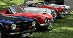 نمایشگاه خودروهای تاریخی در سعدآباد برگزار می شود