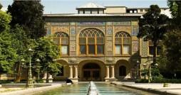 برگزاری کارگاه های آموزشی تفریحی کودکان و نوجوانان در کاخ گلستان