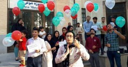 مراسم روز جهانی «بناها و محوطه های تاریخی» در شوش برگزار شد