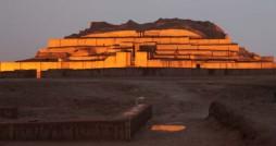 قلعه زیگورات چغازنبیل مرمت شد