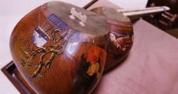 نمایشگاه سازهای سنتی در سازمان میراث فرهنگی برگزار شد