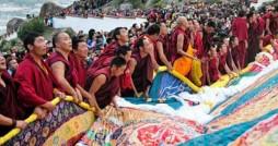 برگزاری فستیوال سالانه تبت