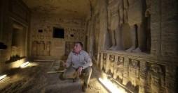 کشف یک مقبره شگفت انگیز در مصر