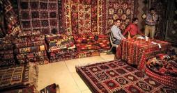 نمایشگاه صنایع دستی در مجموعه فرهنگی ورزشی انقلاب افتتاح شد