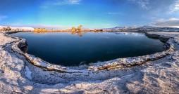 جشنواره زمستانی تخت سلیمان برگزار می شود