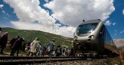 رونق گردشگری ریلی در مازندران با سفرهای یک روزه