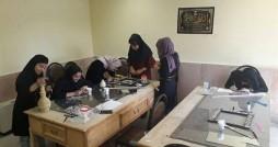 برگزاری 32 دوره آموزشی صنایع دستی در لرستان