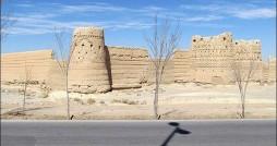 دومین ارگ باستانی ایران در روستای شهرسب، چشم انتظار مرمت