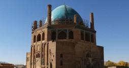 نگین فیروزه ای جهان در ایران