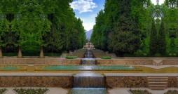 باغ ثبت ملی شده ای که در آن سبزی می کارند!