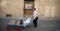 پلمب قدیمی ترین بازار فعال مشهد
