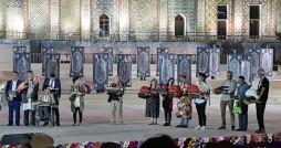 جایزه 2 هزار دلاری ازبکستان به هنرمند خراط ایرانی رسید
