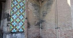 سایه شوم وندالیسم بر سر بناهای تاریخی قزوین