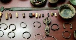 کشف و ضبط ۵۸ شیء تاریخی در مازندران