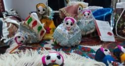 عروسک هایی که به قنات ها جان می دهند!