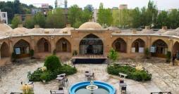 کاروانسرای شاه عباسی کرج موزه اقوام کشور می شود