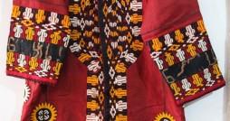 فلسفه نقوش در لباس محلی قوم ترکمن