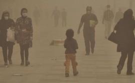 مشکل محیط زیست ایران بسیار جدی است