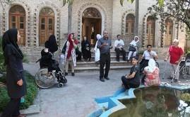 تاسیسات گردشگری برای معلولین مناسب سازی می شود