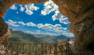 مقدمات ثبت جهانی غار کرفتو فراهم شود