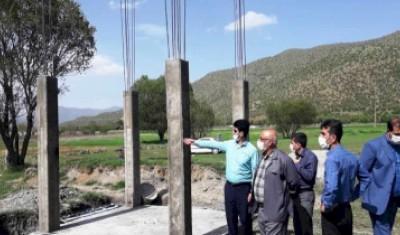 ساخت اولین برج پرنده نگری کردستان آغاز شد