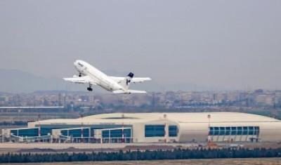 کاهش ۵۷ درصدی سفرهای هوایی در تعطیلات کرونایی