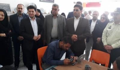 سه فروشگاه صنایع دستی در شهرستان قوچان افتتاح شد