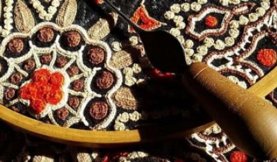 «سوزن دوزی» حلقه گمشده در صنایع دستی کشور