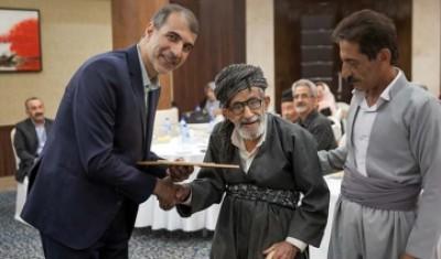 همایش تجلیل از صنعتگران صنایع دستی استان کرمانشاه برگزار شد