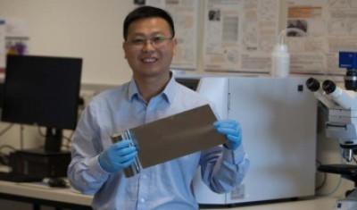 پاکسازی سریع آب های آلوده با استفاده از نوارهای فلزی