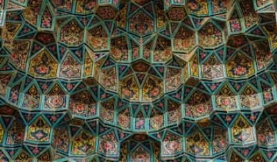 کاشی هفت رنگ شیراز در راه ملی شدن