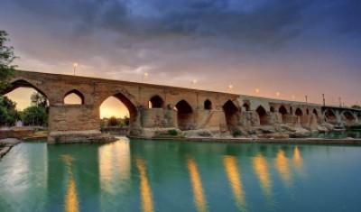 مرمت و بهسازی پل باستانی دزفول آغاز شد