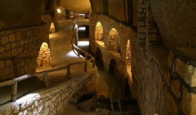 کشف فضایی مرتبط با آیین های ایران باستان در کاشان