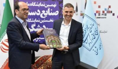 برنامه ریزی برای افزایش تبادل گردشگران بین ایران و ترکیه