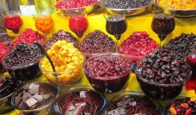 سوغاتی تهران چیست؟