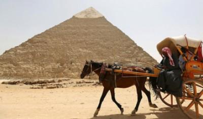 بازگشت گردشگران خارجی به مصر؛ شاید ۲ سال دیگر!
