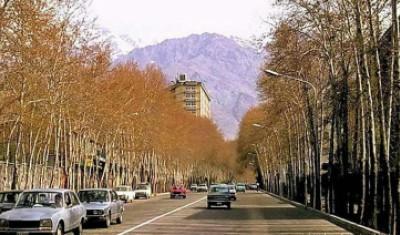 ثبت جهانی خیابان ولیعصر در سالجاری