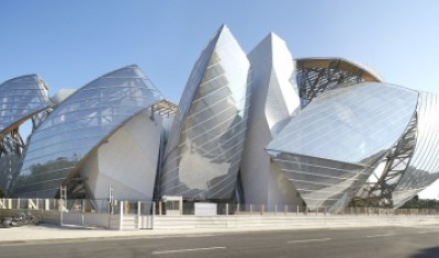 موزه ای که به بادها تکیه می زند