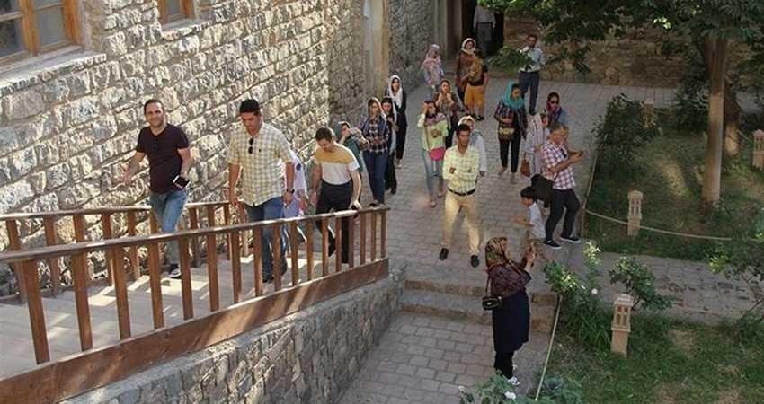 اماکن تاریخی ارس پتانسیل خوبی برای جذب گردشگران چینی است