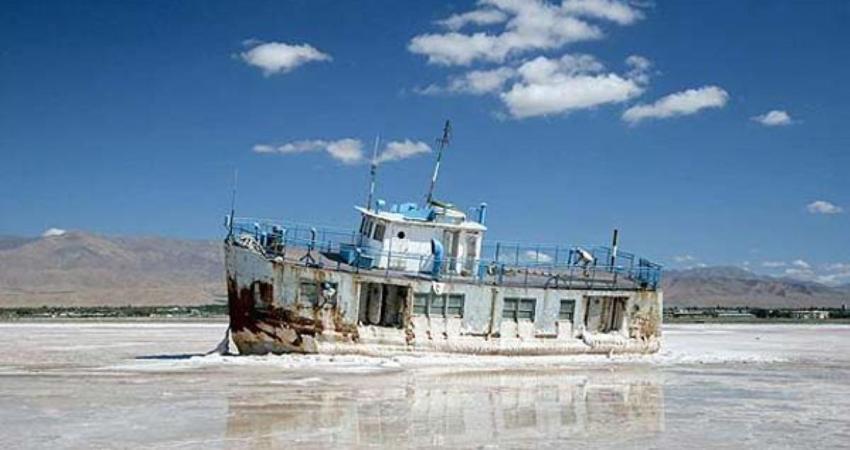 انتقال آب «زاب» به دریاچه ارومیه تا 1398
