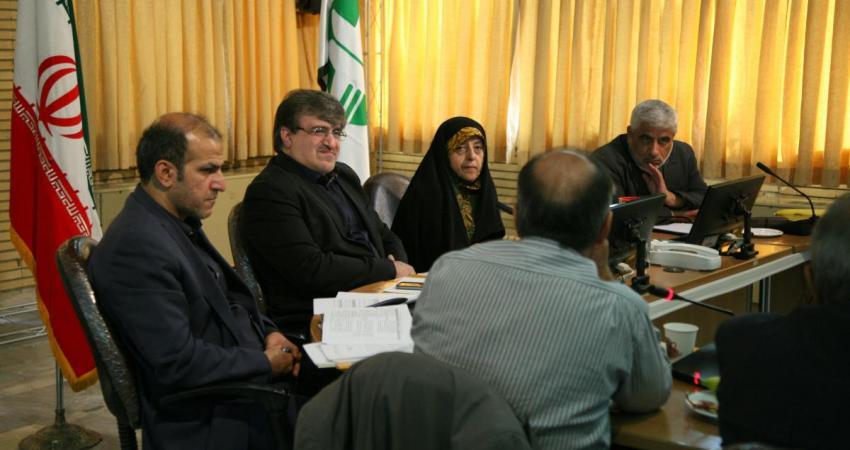 دهمین جلسه شورای محیط زیست برنامه ششم توسعه با حضور دکتر ابتکار برگزار شد