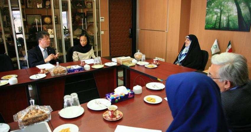 اعلام آمادگی ایران برای ایجاد پارک های صلح و دوستی با کشورهای همسایه