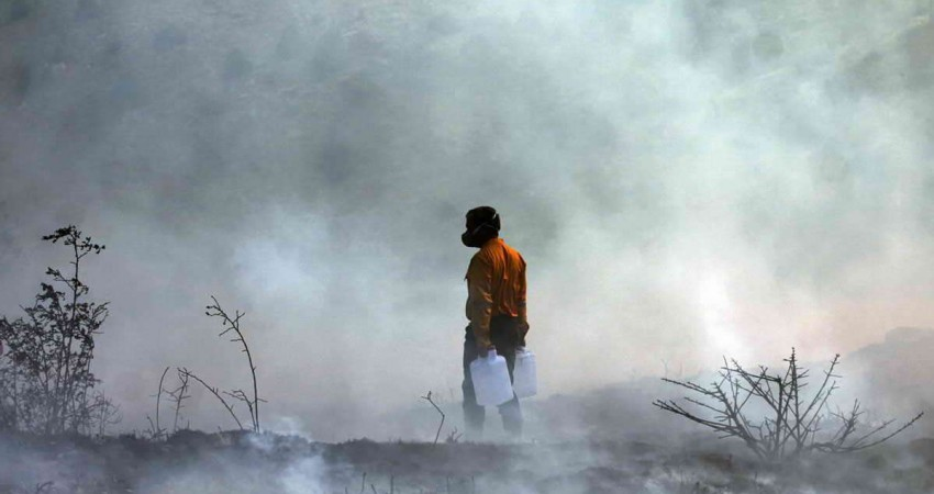 از دبه های آب در ایران تا ارتش اطفای حریق در آفریقای جنوبی