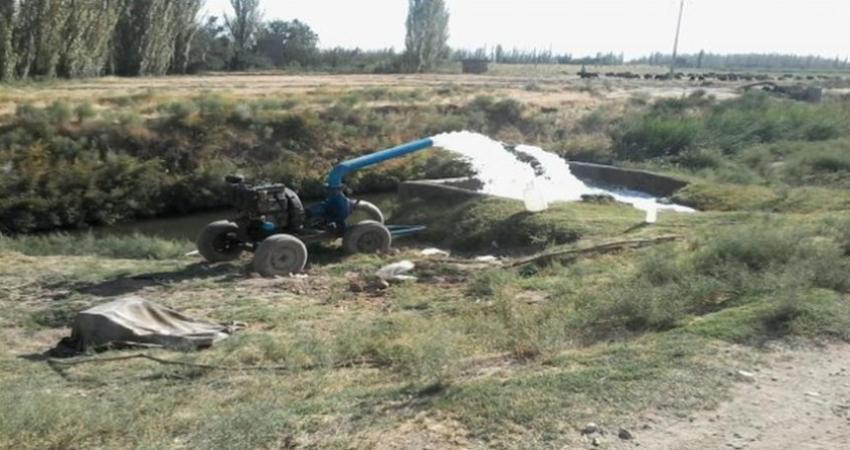 کاهش 40 درصدی مصرف آب در کشاورزی حاشیه ارومیه، چگونه؟