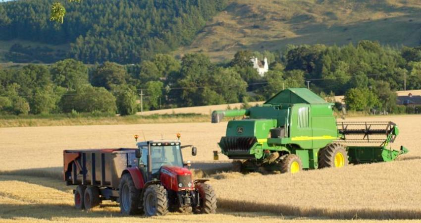کشاورزان کلید مبارزه با تغییرات آب و هوا