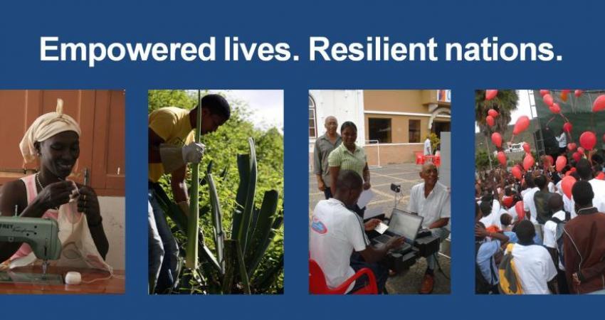 170 کشور پنجاهمین سالگرد UNDP را جشن می گیرند