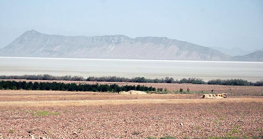 آب گیری تالاب بختگان در روزهای اخیر